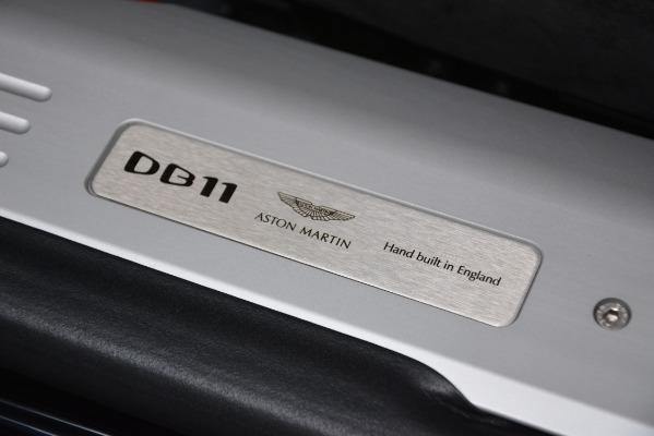 New 2019 Aston Martin DB11 V8 for sale Sold at Alfa Romeo of Westport in Westport CT 06880 23