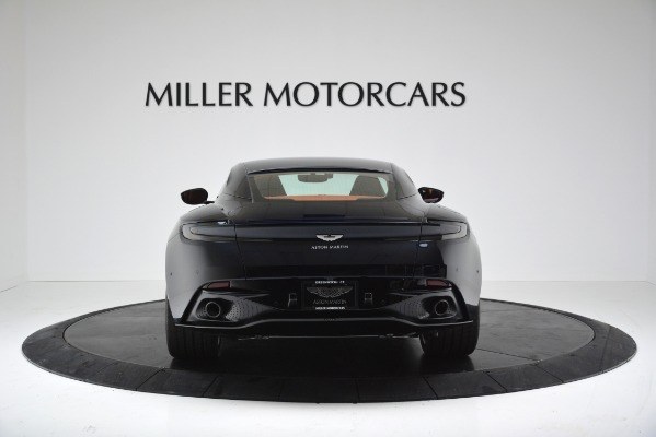 New 2019 Aston Martin DB11 V8 for sale Sold at Alfa Romeo of Westport in Westport CT 06880 6