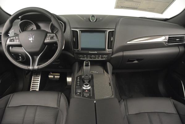 New 2019 Maserati Levante SQ4 GranSport Nerissimo for sale Sold at Alfa Romeo of Westport in Westport CT 06880 16
