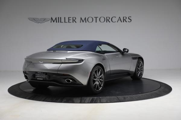 New 2019 Aston Martin DB11 V8 for sale Sold at Alfa Romeo of Westport in Westport CT 06880 17