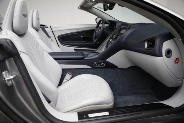 New 2019 Aston Martin DB11 V8 for sale Sold at Alfa Romeo of Westport in Westport CT 06880 28