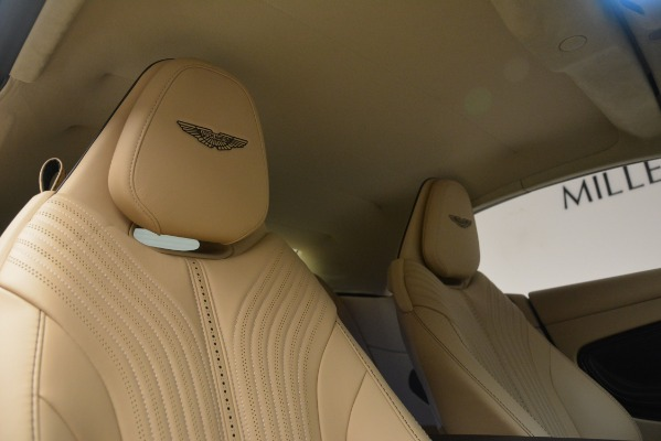 New 2019 Aston Martin DB11 V8 Convertible for sale Sold at Alfa Romeo of Westport in Westport CT 06880 25