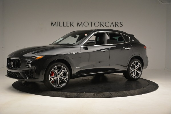 New 2019 Maserati Levante S Q4 GranSport for sale Sold at Alfa Romeo of Westport in Westport CT 06880 2