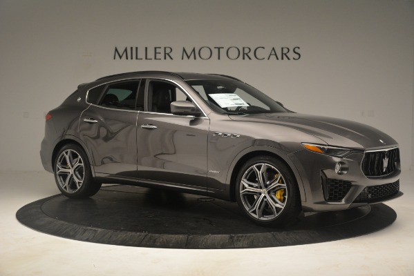New 2019 Maserati Levante S Q4 GranSport for sale $104,840 at Alfa Romeo of Westport in Westport CT 06880 10