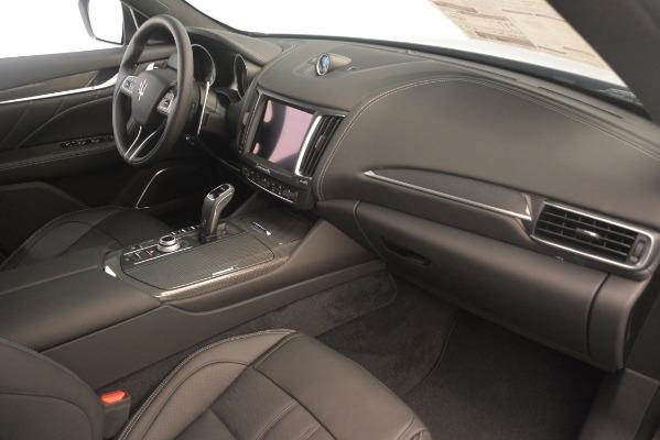 New 2019 Maserati Levante S Q4 GranSport for sale $104,840 at Alfa Romeo of Westport in Westport CT 06880 22