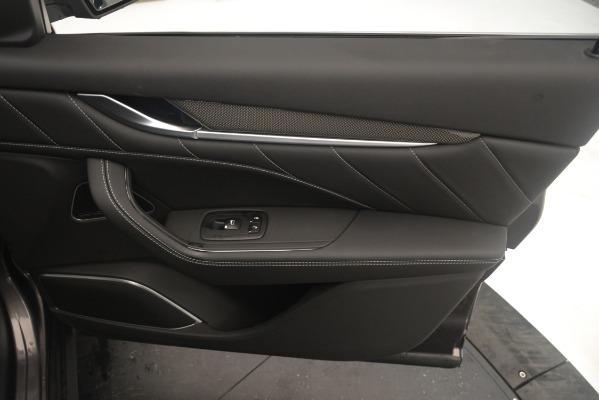 New 2019 Maserati Levante S Q4 GranSport for sale $104,840 at Alfa Romeo of Westport in Westport CT 06880 25