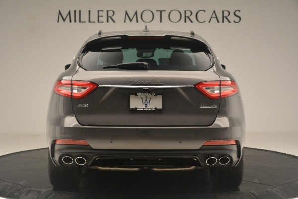 New 2019 Maserati Levante S Q4 GranSport for sale $104,840 at Alfa Romeo of Westport in Westport CT 06880 6