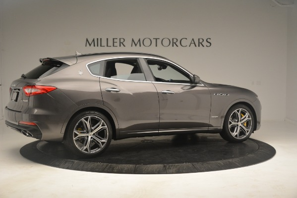 New 2019 Maserati Levante S Q4 GranSport for sale $104,840 at Alfa Romeo of Westport in Westport CT 06880 8