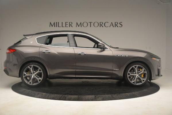 New 2019 Maserati Levante S Q4 GranSport for sale $104,840 at Alfa Romeo of Westport in Westport CT 06880 9