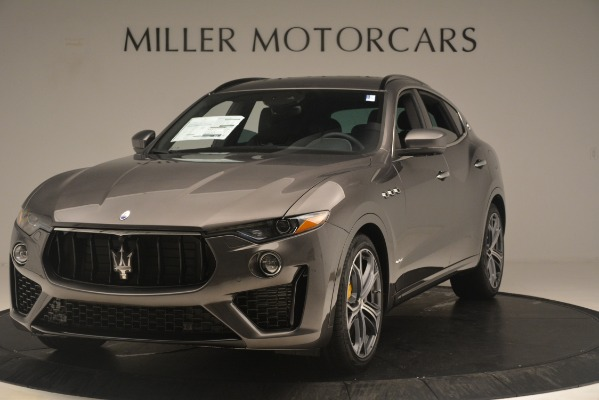New 2019 Maserati Levante S Q4 GranSport for sale $104,840 at Alfa Romeo of Westport in Westport CT 06880 1