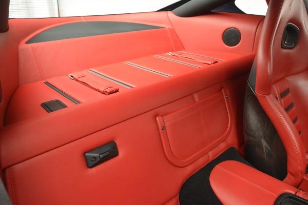 Used 2008 Ferrari 599 GTB Fiorano for sale Sold at Alfa Romeo of Westport in Westport CT 06880 21