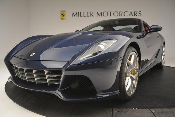 Used 2008 Ferrari 599 GTB Fiorano for sale Sold at Alfa Romeo of Westport in Westport CT 06880 22