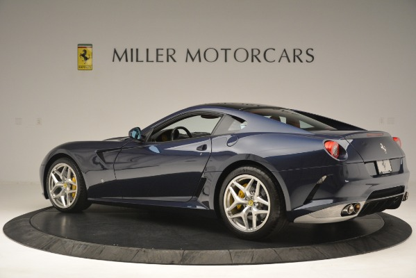Used 2008 Ferrari 599 GTB Fiorano for sale Sold at Alfa Romeo of Westport in Westport CT 06880 4