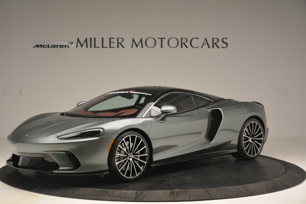 New 2020 McLaren GT Coupe for sale Sold at Alfa Romeo of Westport in Westport CT 06880 22