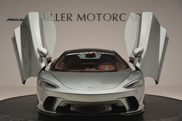 New 2020 McLaren GT Coupe for sale Sold at Alfa Romeo of Westport in Westport CT 06880 23