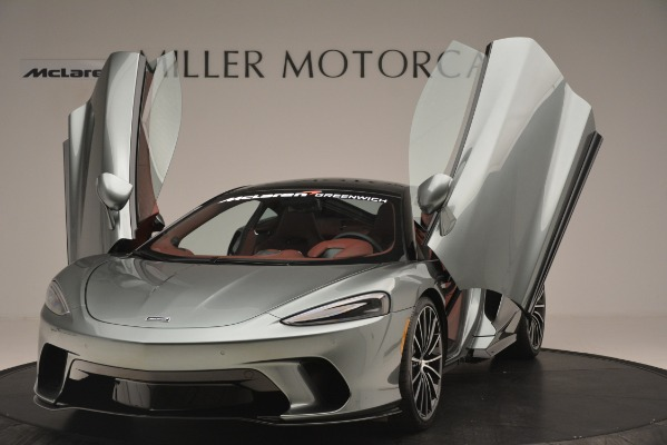 New 2020 McLaren GT Coupe for sale Sold at Alfa Romeo of Westport in Westport CT 06880 24