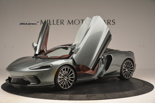 New 2020 McLaren GT Coupe for sale Sold at Alfa Romeo of Westport in Westport CT 06880 25