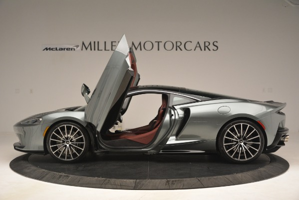 New 2020 McLaren GT Coupe for sale Sold at Alfa Romeo of Westport in Westport CT 06880 26