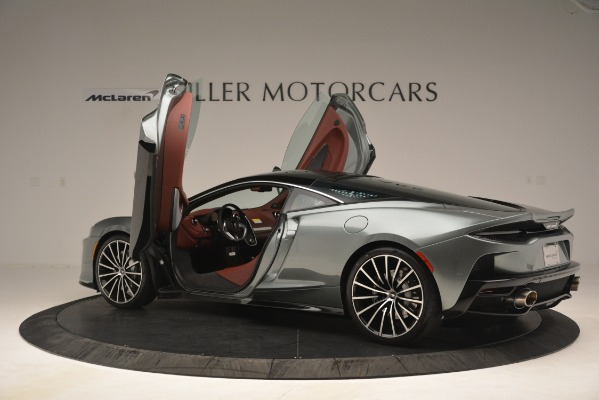 New 2020 McLaren GT Coupe for sale Sold at Alfa Romeo of Westport in Westport CT 06880 27