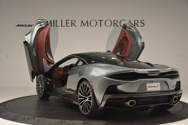 New 2020 McLaren GT Coupe for sale Sold at Alfa Romeo of Westport in Westport CT 06880 28
