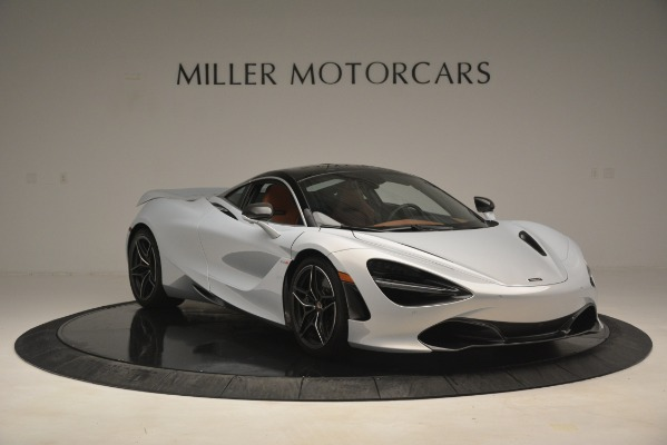 Used 2018 McLaren 720S Coupe for sale Sold at Alfa Romeo of Westport in Westport CT 06880 11
