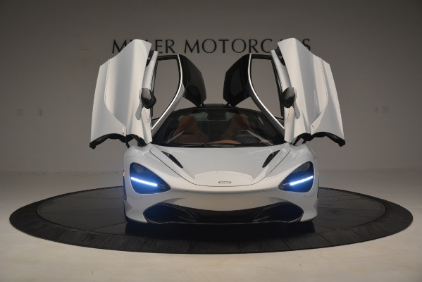 Used 2018 McLaren 720S Coupe for sale Sold at Alfa Romeo of Westport in Westport CT 06880 13