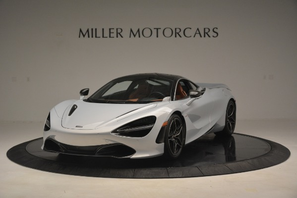 Used 2018 McLaren 720S Coupe for sale Sold at Alfa Romeo of Westport in Westport CT 06880 2