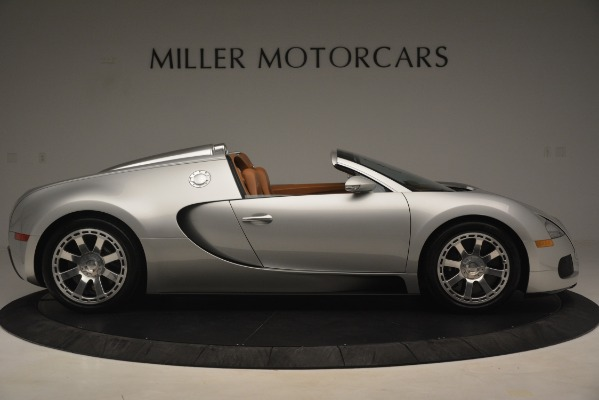 Used 2010 Bugatti Veyron 16.4 Grand Sport for sale Sold at Alfa Romeo of Westport in Westport CT 06880 10