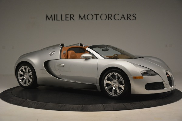 Used 2010 Bugatti Veyron 16.4 Grand Sport for sale Sold at Alfa Romeo of Westport in Westport CT 06880 11