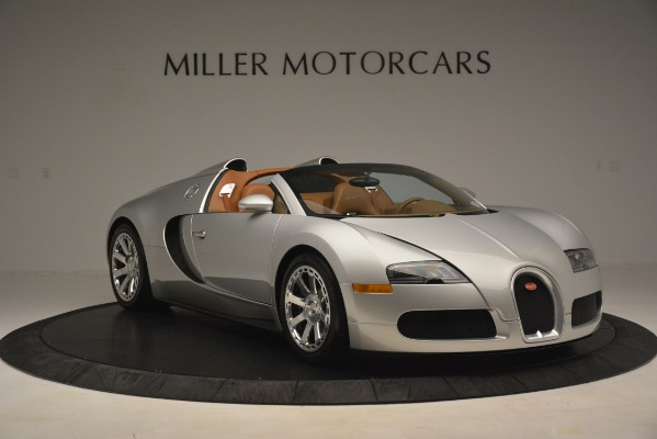 Used 2010 Bugatti Veyron 16.4 Grand Sport for sale Sold at Alfa Romeo of Westport in Westport CT 06880 12