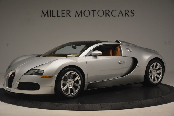 Used 2010 Bugatti Veyron 16.4 Grand Sport for sale Sold at Alfa Romeo of Westport in Westport CT 06880 13