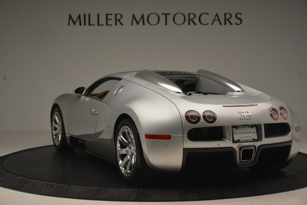 Used 2010 Bugatti Veyron 16.4 Grand Sport for sale Sold at Alfa Romeo of Westport in Westport CT 06880 15