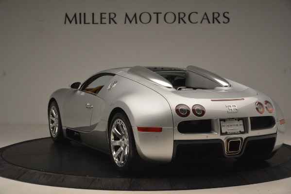 Used 2010 Bugatti Veyron 16.4 Grand Sport for sale Sold at Alfa Romeo of Westport in Westport CT 06880 16