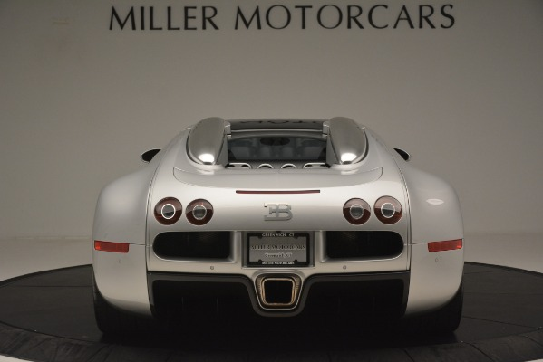 Used 2010 Bugatti Veyron 16.4 Grand Sport for sale Sold at Alfa Romeo of Westport in Westport CT 06880 17