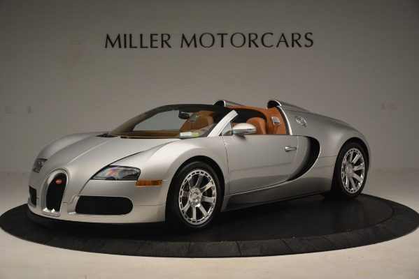 Used 2010 Bugatti Veyron 16.4 Grand Sport for sale Sold at Alfa Romeo of Westport in Westport CT 06880 2