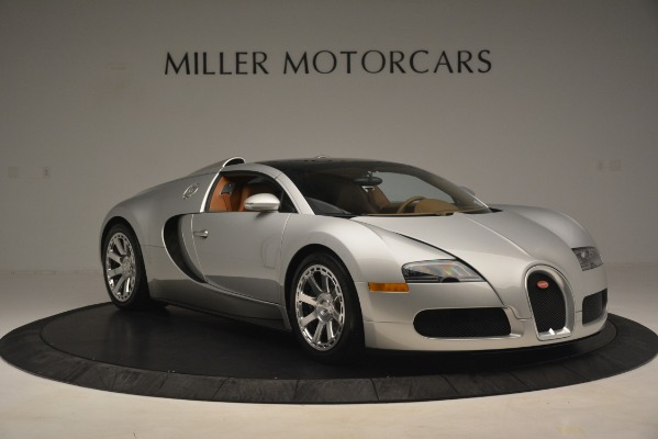 Used 2010 Bugatti Veyron 16.4 Grand Sport for sale Sold at Alfa Romeo of Westport in Westport CT 06880 21
