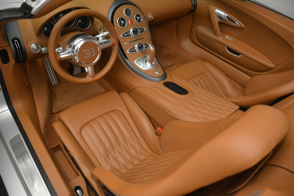 Used 2010 Bugatti Veyron 16.4 Grand Sport for sale Sold at Alfa Romeo of Westport in Westport CT 06880 23