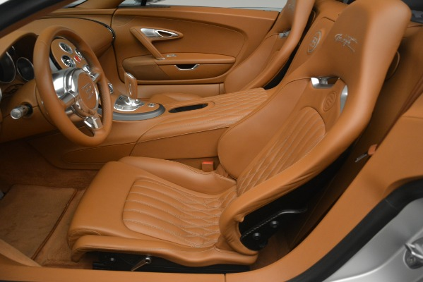 Used 2010 Bugatti Veyron 16.4 Grand Sport for sale Sold at Alfa Romeo of Westport in Westport CT 06880 24