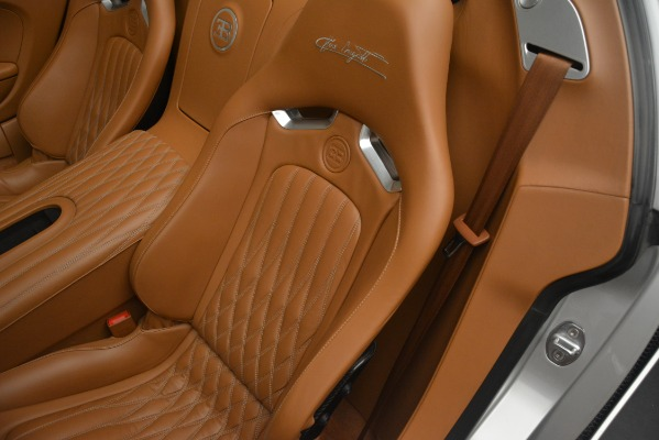 Used 2010 Bugatti Veyron 16.4 Grand Sport for sale Sold at Alfa Romeo of Westport in Westport CT 06880 26