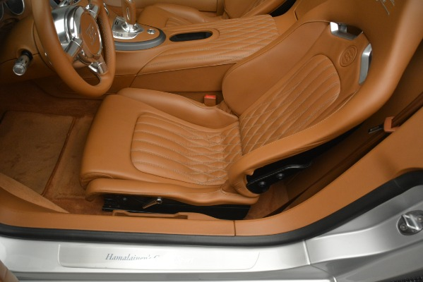 Used 2010 Bugatti Veyron 16.4 Grand Sport for sale Sold at Alfa Romeo of Westport in Westport CT 06880 27