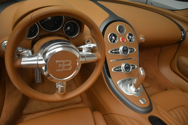 Used 2010 Bugatti Veyron 16.4 Grand Sport for sale Sold at Alfa Romeo of Westport in Westport CT 06880 28