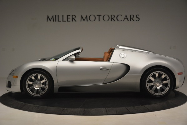 Used 2010 Bugatti Veyron 16.4 Grand Sport for sale Sold at Alfa Romeo of Westport in Westport CT 06880 4