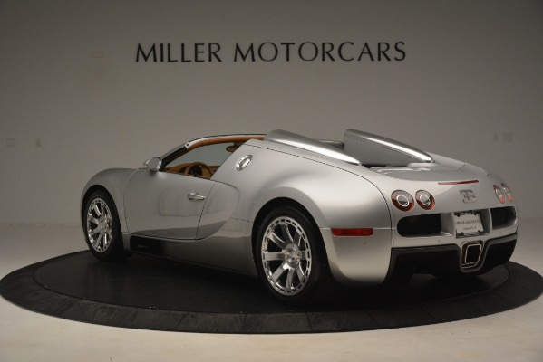 Used 2010 Bugatti Veyron 16.4 Grand Sport for sale Sold at Alfa Romeo of Westport in Westport CT 06880 6