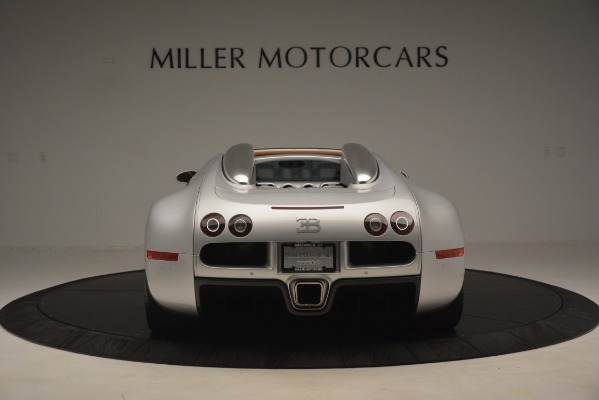 Used 2010 Bugatti Veyron 16.4 Grand Sport for sale Sold at Alfa Romeo of Westport in Westport CT 06880 7