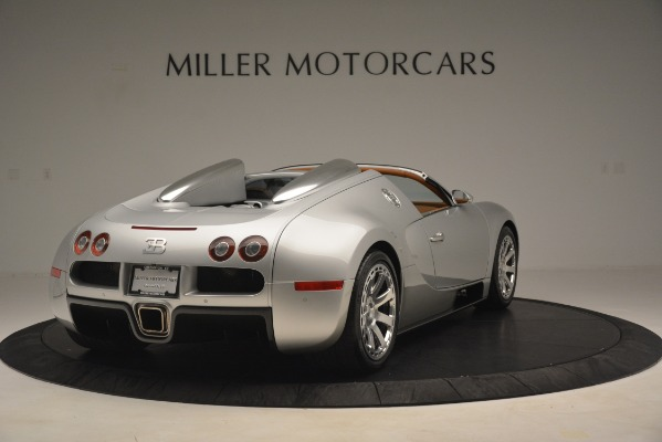 Used 2010 Bugatti Veyron 16.4 Grand Sport for sale Sold at Alfa Romeo of Westport in Westport CT 06880 8