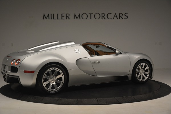 Used 2010 Bugatti Veyron 16.4 Grand Sport for sale Sold at Alfa Romeo of Westport in Westport CT 06880 9