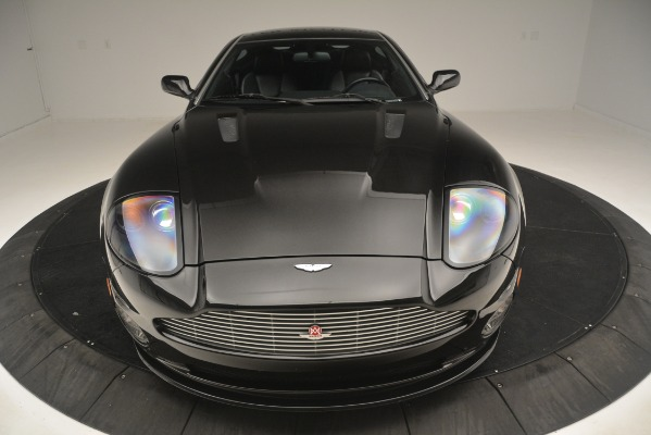 Used 2004 Aston Martin V12 Vanquish for sale Sold at Alfa Romeo of Westport in Westport CT 06880 10