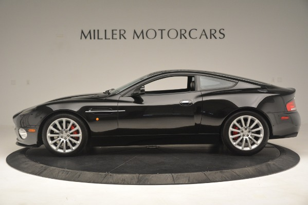 Used 2004 Aston Martin V12 Vanquish for sale Sold at Alfa Romeo of Westport in Westport CT 06880 4