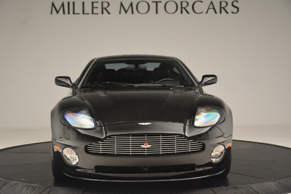 Used 2004 Aston Martin V12 Vanquish for sale Sold at Alfa Romeo of Westport in Westport CT 06880 5