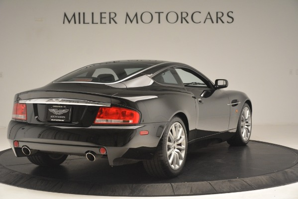 Used 2004 Aston Martin V12 Vanquish for sale Sold at Alfa Romeo of Westport in Westport CT 06880 6